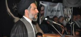 سخنرانی حجت الاسلام و المسلمین ابو ترابی فرد در مراسم سالگرد