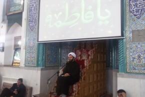 برگزاری مراسم روضه خوانی یادبود سالگرد مرحوم یحیی زاده+تصاویر
