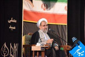 گزارش تصویری میبد خبر از پنجمین سالگرد مرحوم یحیی زاده