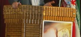 شعر خوانی آقای غلامرضا محمدی (کویر ) در محفل بی قرار خدمت